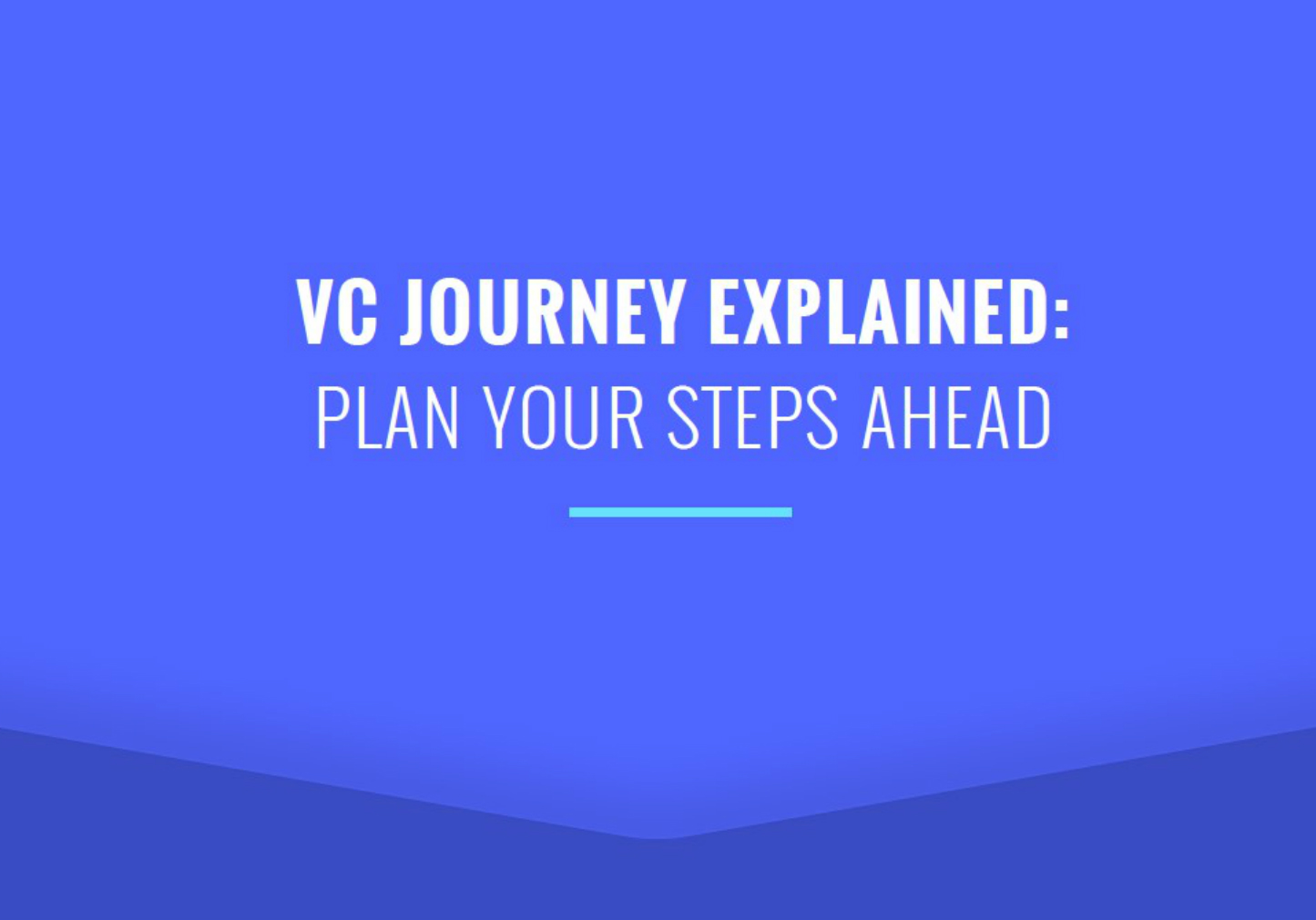How to Become a VC: VC Journey Explained
